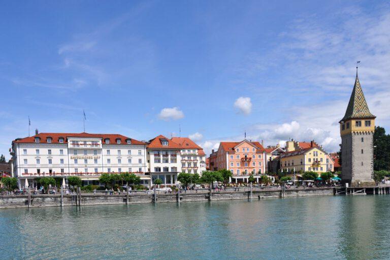 Uferpromenade von Lindau