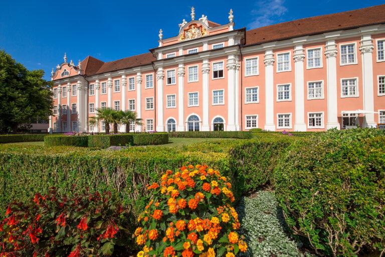 Staatliche Schlösser und Gärten Baden-Württemberg, Neues Schloss Meersburg
