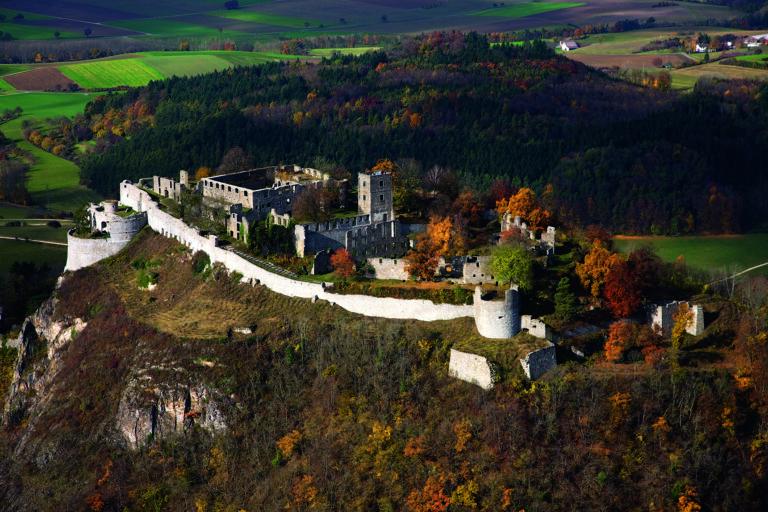 Staatliche Schlösser und Gärten Baden-Württemberg, Festungsruine Hohentwiel,